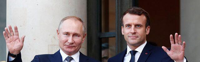 L'offensiva russa di Emmanuel Macron non convince gli alleati