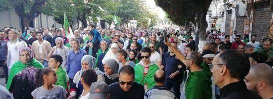 Il Hirak algerino tra confinamento, arresti e progetti di riforma costituzionale