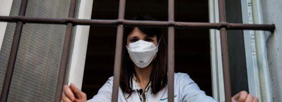 Covid: L'allarme di psicologi e psichiatri