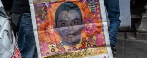 Ayotzinapa, identificati i frammenti ossei di uno dei 43 studenti desaparecidos