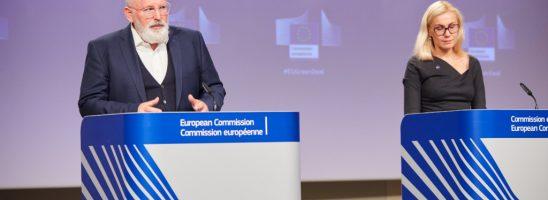 Le ong: «La strategia UE per l'idrogeno è un regalo alle fonti fossili»