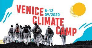 Dall'8 al 12 settembre la seconda edizione del Venice Climate Camp