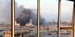 L'esplosione di Beirut probabilmente un catastrofico incidente