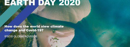 Cambiamento climatico e Covid-19: la ricerca IPSOS sugli italiani