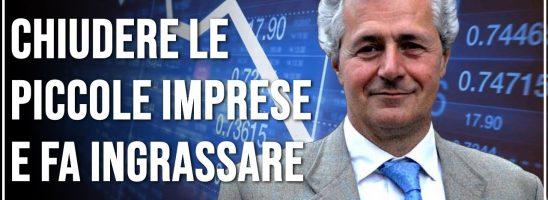 """Intervista a Guido Grossi – """"Covid-19: Le Imprese Chiudono e i Mercati Finanziari si Gonfiano"""""""