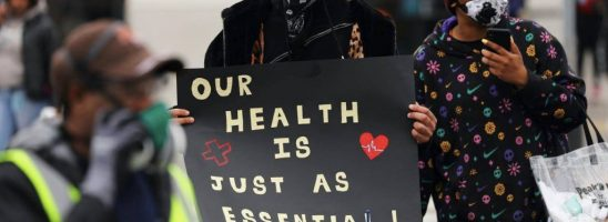 Note dalla pandemia: il lavoro tra salute e reddito