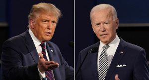 Elezioni USA 2020 - Di cadute in picchiata e piani di atterraggio