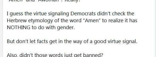 Chi si batterà per i diritti delle donne ora che i Democratici hanno eliminato i termini di genere?