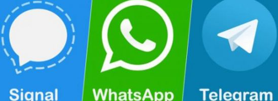 Eliminate WhatsApp quanto prima! Ecco le alternative: Signal e Telegram!