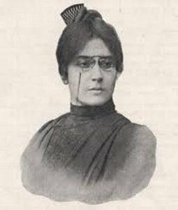 Giuseppina Cattani, internazionalista e scienziata (1/2)
