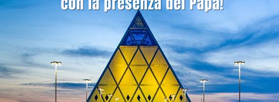 NWO: a giugno 2021 il Congresso per Unificare le religioni ad Astana (città luciferica) con la presenza del Papa!