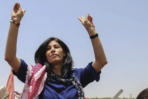 Israele condanna Khalida Jarrar e con lei tutte le donne che lottano contro il colonialismo ed il patriarcato
