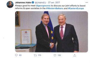 In che modo Open Society di George Soros e Microsoft di Bill Gates finanziano il Consiglio d'Europa