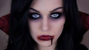 Lo sguardo della vampira (2/2)