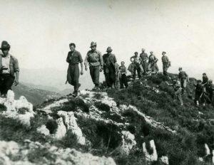 Resistenza - Da alpini a partigiani