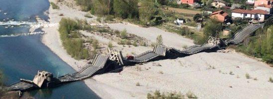 Infrastrutture: l'Italia è un Paese non in sicurezza