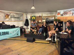 Le radio di movimento durante e dopo Genova: il report del dibattito a Sherwood Festival